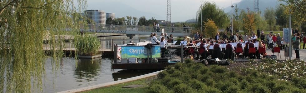 Corpo Musicale di Gardolo Concerto di Fine Estate Parco di Melta