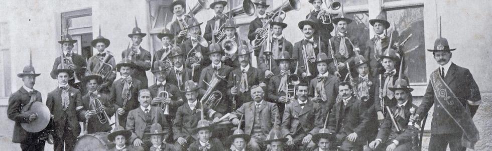 Banda Sociale di Gardolo - 1906