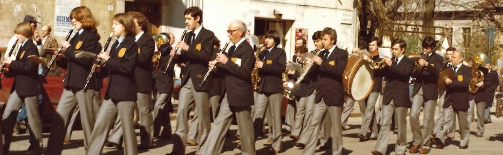 Banda Sociale di Gardolo - Nuovadivisa - 1980